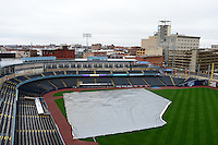 2013 Mud Hens Opening Day