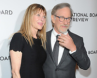 NEW YORK, NY - JANUARY 09: Steven Spielberg and Kate Capshaw attends the 2018 National Board Of Review Awards Gala at Cipriani 42nd Street on January 9, 2018 in New York City.  <br /> CAP/MPI/JP<br /> &copy;JP/MPI/Capital Pictures