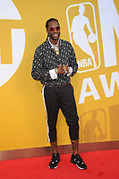 www.acepixs.com<br /> June 26, 2017  New York City<br /> <br /> 2 Chainz attending the 2017 NBA Awards live on TNT on June 26, 2017 in New York City.<br /> <br /> Credit: Kristin Callahan/ACE Pictures<br /> <br /> <br /> Tel: 646 769 0430<br /> Email: info@acepixs.com
