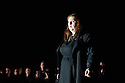 London, UK. 06.11.2015. English National Opera presents THE FORCE OF DESTINY, by Verdi, directed by Calixto Bieito, at the London Coliseum. Co-production with Metropolitan Opera, New York and the Canadian Opera Company, Toronto. Picture shows: Tamara Wilson (Leonora). Photograph © Jane Hobson.