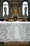 Burano, Antico merletto, ancient lace