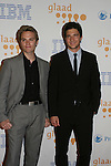 Jake Silbermann and Van Hansis - ATWT at the 20th Annual GLAAD Media Awards on March 28, 2009 at the New York Marriott, New York City, NY. ATWT received the Glaad award for Outstanding Daily Drama. (Photo by Sue Coflin/Max Photos)