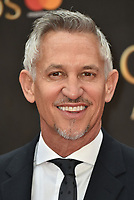 Gary Lineker<br /> The Olivier Awards 2018 , arrivals at The Royal Albert Hall, London, UK -on April 08, 2018.<br /> CAP/PL<br /> &copy;Phil Loftus/Capital Pictures