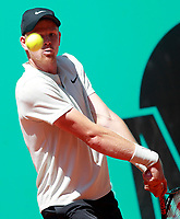 Kyle Edmun, Britain, during Madrid Open Tennis 2018 match. May 10, 2018.(ALTERPHOTOS/Acero) /NORTEPHOTOMEXICO