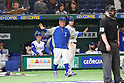 Jerry Weinstein (ISR), <br /> MARCH 12, 2017 - WBC : <br /> 2017 World Baseball Classic <br /> Second Round Pool E Game <br /> between Cuba 1-4 Israel <br /> at Tokyo Dome in Tokyo, Japan. <br /> (Photo by YUTAKA/AFLO SPORT)