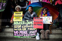 "18.02.2017 - ""Peckham Pride 2017"" - Community Pride: Refugees Are Welcome Here!"
