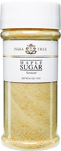 10303 Maple Sugar, Tall Jar 6.3 oz, India Tree Storefront