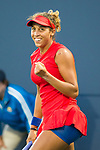 Madison Keys (USA) defeated Garbine Muguruza (ESP) 6-3, 6-2