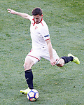 Sevilla FC's Clement Lenglet during La Liga match. March 19,2017. (ALTERPHOTOS/Acero)