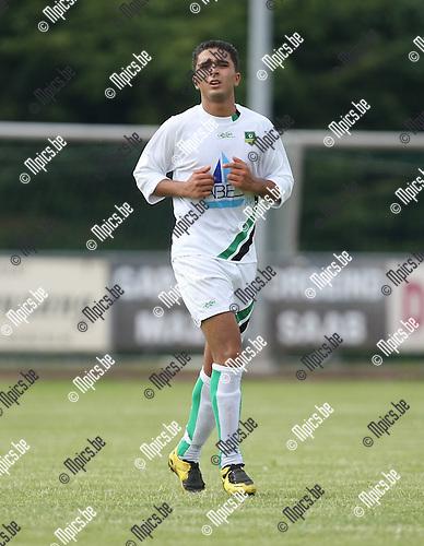 2008-08-05 / Voetbal / seizoen 2008-2009 / SK Schoten / Imad El Harchouni..Foto: Maarten Straetemans (SMB)