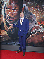 NEW YORK, NY July 10, 2018 Rawson Marshal Thurber, attend Legendary &amp; Universal Picture present the premiere of Skyscraper   at the AMC Loews Lincoln Square 13 in New York. July 10, 2018 <br /> CAP/MPI/RW<br /> &copy;RW/MPI/Capital Pictures