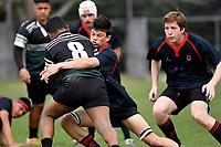 20190904 Hurricanes U15 Rugby - Feilding High School v Taita College