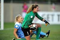 Boyds, MD - Saturday August 26, 2017: Alyssa Naeher during a regular season National Women's Soccer League (NWSL) match between the Washington Spirit and the Chicago Red Stars at Maureen Hendricks Field, Maryland SoccerPlex.