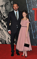 Ben Affleck and Anna Kendrick  at the &quot;The Accountant&quot; European film premiere, Cineworld Empire cinema, Leicester Square, London, England, UK, on Monday 17 October 2016.<br /> CAP/CAN<br /> &copy;CAN/Capital Pictures /MediaPunch ***NORTH AND SOUTH AMERICAS ONLY***