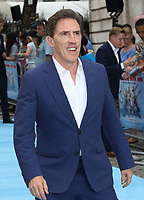 Rob Brydon at the 'Swimming With Men' UK film premiere at the Curzon Mayfair, London on July 4th 2018<br /> CAP/ROS<br /> &copy;ROS/Capital Pictures
