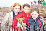 Pictured at the Glenbeigh Races on Saturday afternoon were Laura, Aisling and Gillian O'Keeffe.   Copyright Kerry's Eye 2008