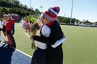 Field Hockey Senior Day v. Boston College