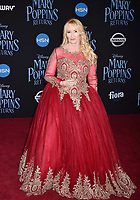 LOS ANGELES, CA - NOVEMBER 29: Karen Dotrice attends the Premiere Of Disney's 'Mary Poppins Returns' at El Capitan Theatre on November 29, 2018 in Los Angeles, California.<br /> CAP/ROT/TM<br /> &copy;TM/ROT/Capital Pictures