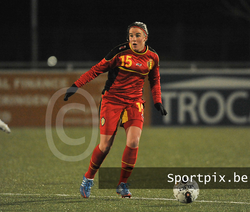 Belgium - Austria : Marlies Verbruggen.foto DAVID CATRY / Vrouwenteam.be