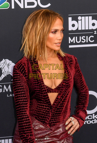 LAS VEGAS, NV - MAY 20: Jennifer Lopez at the 2018 Billboard Music Awards at the MGM Grand Garden Arena in Las Vegas, Nevada on May 20, 2018. <br /> CAP/MPI/DAM<br /> &copy;DAM/MPI/Capital Pictures