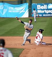 Brandon Lowe - Surprise Saguaros - 2017 Arizona Fall League (Bill Mitchell)