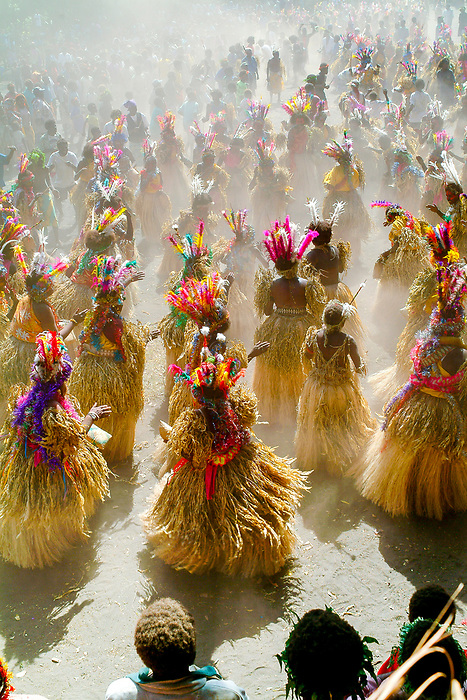 Tanna, fête du toka