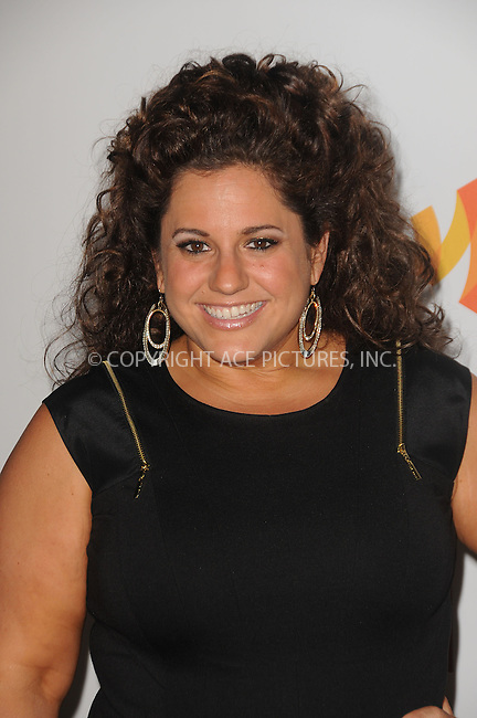 WWW.ACEPIXS.COM . . . . .  ....April 21 2012, LA....Marissa Jaret Winokur arriving at the 23rd Annual GLAAD Media Awards at the Westin Bonaventure Hotel on April 21, 2012 in Los Angeles, California....Please byline: PETER WEST - ACE PICTURES.... *** ***..Ace Pictures, Inc:  ..Philip Vaughan (212) 243-8787 or (646) 769 0430..e-mail: info@acepixs.com..web: http://www.acepixs.com