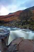 The River Etive, Glen Etive, Highland