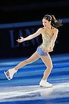 20/10/2012 - Grandi nomi del pattinaggio di figura su ghiaccio, si esibiscono per il Golden Skate 2012 al Palavela di Torino, il 20 ottobre 2012.<br /> <br /> 20/12/2012 - Figure Ice Skating stars exhibit at Golden Skate 2012 at Turin Palavela, on 20th october 2012.<br /> <br /> Laura Lepisto