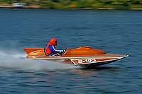 "S-103 ""The Judge"", (145 class hydroplane)"
