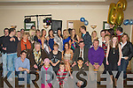 21ST: Niamh Begley Listellick Tralee seated centre celebrated her 21st Birthday in Kerins O'Rahilly's GAA Club Strand Road, Tralee on Saturday night with family and friends....