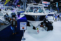 113TH Annual New York Boat Show in New York
