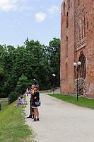 Dom-Ruine in Tartu, Estland, Europa
