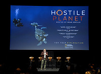 """LOS ANGELES - APRIL 15: Executive Producer Guillermo Navarro at an FYC screening and Q&A for National Geographic's """"Hostile Planet"""" at NeueHouse on April 15, 2019 in Los Angeles, California. (Photo by Frank Micelotta/National Geographic/PictureGroup)"""