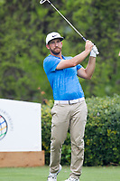 Kevin Chappell (USA) on the 17th during the 3rd round at the WGC Dell Technologies Matchplay championship, Austin Country Club, Austin, Texas, USA. 24/03/2017.<br /> Picture: Golffile | Fran Caffrey<br /> <br /> <br /> All photo usage must carry mandatory copyright credit (&copy; Golffile | Fran Caffrey)