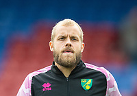 Norwich City Teemu Pukki during the Premier League match between Crystal Palace and Norwich City at Selhurst Park, London, England on 28 September 2019. Photo by Andrew Aleksiejczuk / PRiME Media Images.