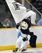 Providence College Friar - The Harvard University Crimson defeated the Providence College Friars 3-0 in their NCAA East regional semi-final on Friday, March 24, 2017, at Dunkin' Donuts Center in Providence, Rhode Island.
