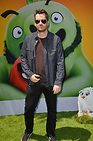 "LOS ANGELES, USA. August 10, 2019: Jim Jefferies at the premiere of ""The Angry Birds Movie 2"" at the Regency Village Theatre.<br /> Picture: Paul Smith/Featureflash"