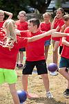 Sport Wales<br /> Vision for Sport Launch<br /> Garnant Park<br /> 19.07.18<br /> &copy;Steve Pope <br /> Fotowales