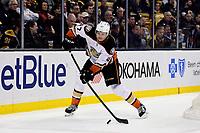 NHL 2016: Ducks vs Bruins DEC 15