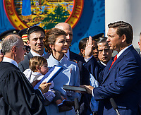 Inauguration of Gov. Ron DeSantis, 01-08-19