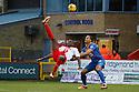 Francis Zoko of Stevenage attempts an overhead kick<br />  - Stevenage v Shrewsbury Town - Sky Bet League 1 - Lamex Stadium, Stevenage - 30th November, 2013<br />  © Kevin Coleman 2013