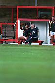 Sam Allardyce & Bobby Saxton