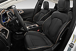Front seat view of2015 Chrysler 200 C 4 Door Sedan Front Seat car photos