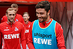 12.05.2019, RheinEnergieStadion, Koeln, GER, 2. FBL, 1.FC Koeln vs. SSV Jahn Regensburg,<br />  <br /> DFL regulations prohibit any use of photographs as image sequences and/or quasi-video<br /> <br /> im Bild / picture shows: <br /> Jonas Hector (FC Koeln #14),  <br /> <br /> Foto &copy; nordphoto / Meuter