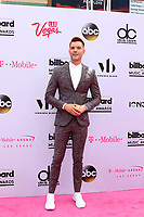 LAS VEGAS - MAY 21:  AJ Gibson at the 2017 Billboard Music Awards - Arrivals at the T-Mobile Arena on May 21, 2017 in Las Vegas, NV