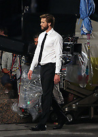 www.acepixs.com<br /> <br /> August 3 2017, New York City<br /> <br /> Actor Liam Hemsworth was on the set of the new movie 'isn't It Romantic' on August 3 2017 in New York City<br /> <br /> By Line: Philip Vaughan/ACE Pictures<br /> <br /> <br /> ACE Pictures Inc<br /> Tel: 6467670430<br /> Email: info@acepixs.com<br /> www.acepixs.com