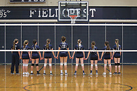 7th Grade Volleyball 2/21/18