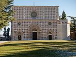 Basilica di Collemaggio, riapertura 2017