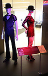 'Chicago' Dancer Costumes at Curtain Up: Celebrating the Last 40 Years of Theatre in New York and London Exhibition on June 14, 2017 at the New York Public Library for the Performing Arts at Lincoln Center.